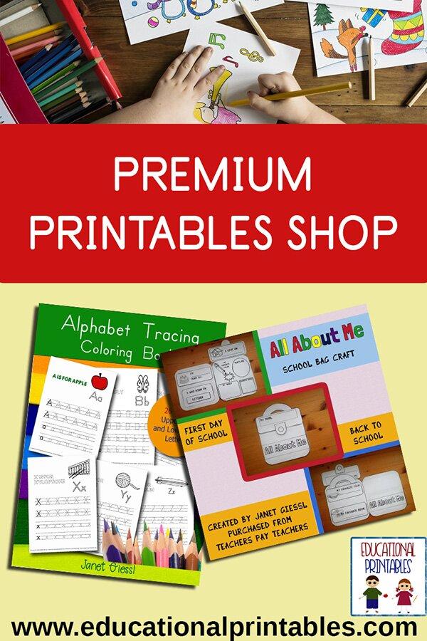 premium printables